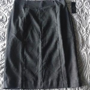 New Worthington Black and White Pencil Skirt SZ 10